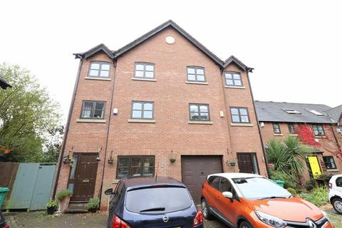 4 bedroom townhouse for sale - Dovecote Mews, Chorlton Green, Manchester, M21