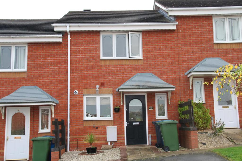 3 Bedrooms Terraced House for sale in Grazier Avenue, Two Gates, Tamworth