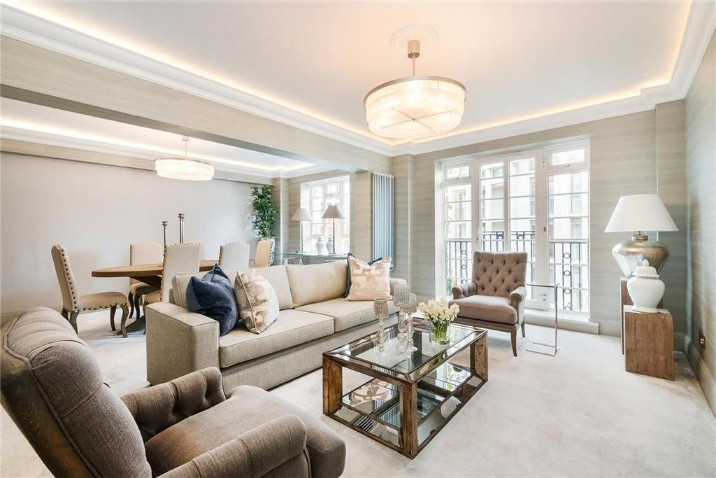 2 Bedrooms Flat for sale in Westminster Gardens, Marsham Street, Westminster, London, SW1P