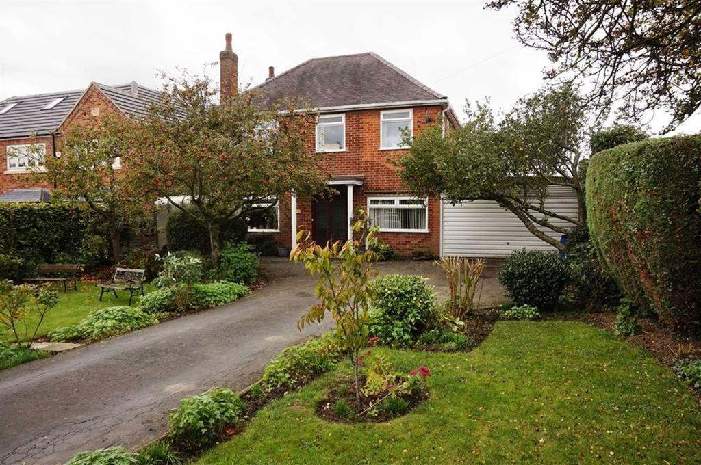 4 Bedrooms Detached House for sale in Wigston