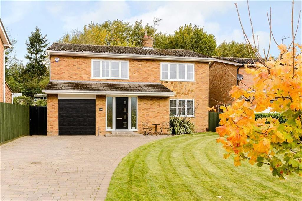 4 Bedrooms Detached House for sale in Northleigh Grove, Market Harborough