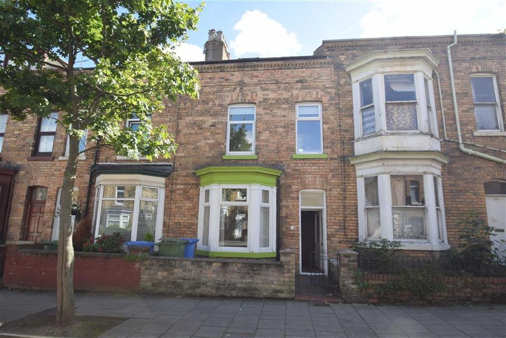 3 Bedrooms Terraced House for sale in Prospect Road, Scarborough, North Yorkshire, YO12