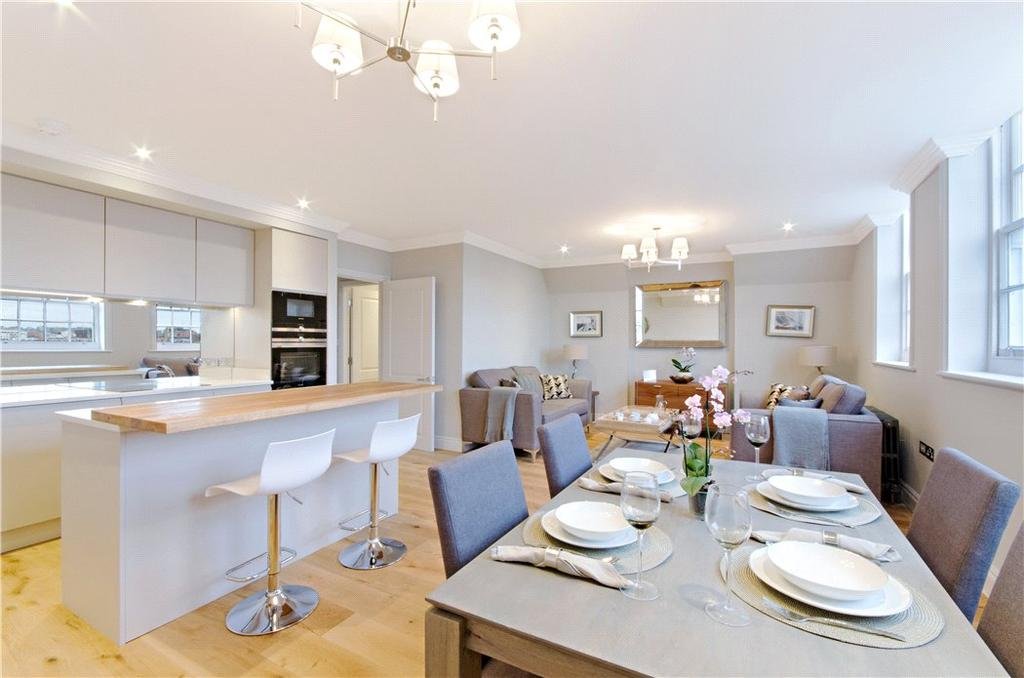 2 Bedrooms Flat for sale in Thornhill Road, Islington, London, N1