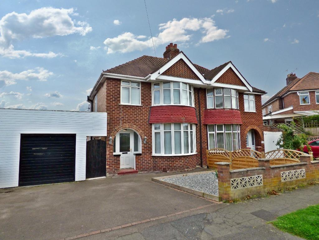 3 Bedrooms Semi Detached House for sale in Ross Road, Hereford