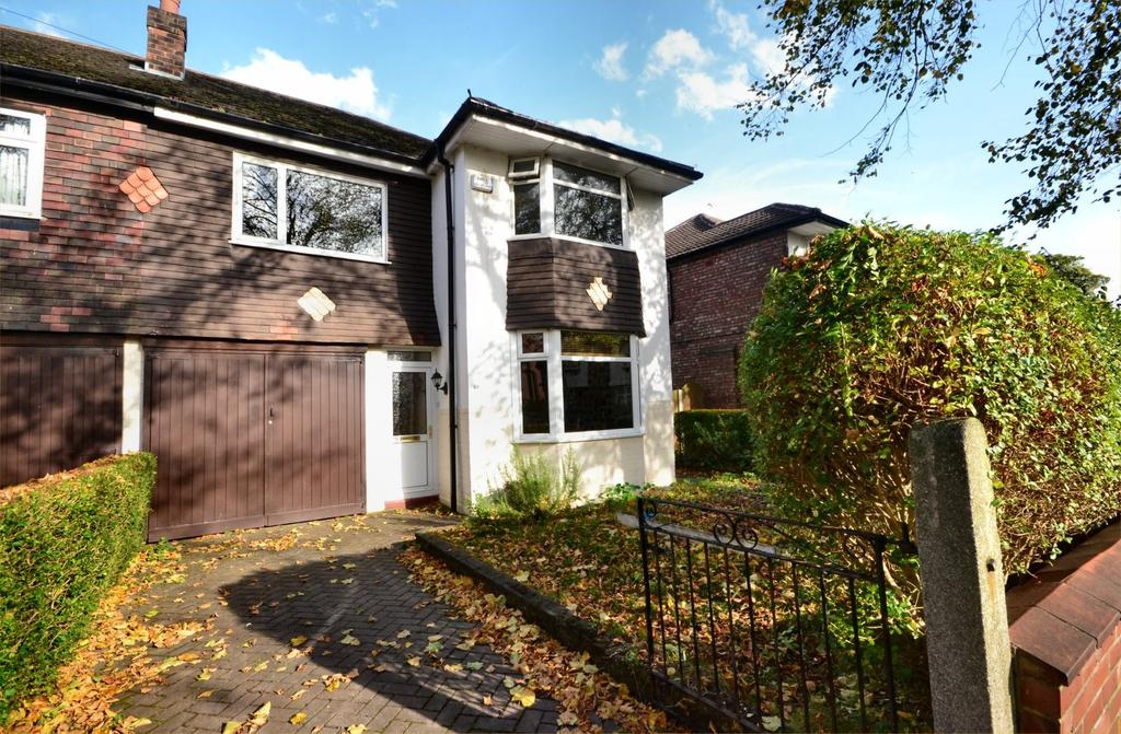 4 Bedrooms Semi Detached House for sale in Clothorn Road, Didsbury