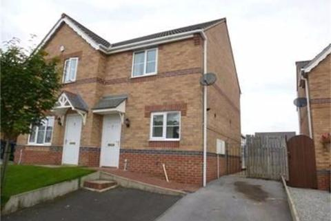2 bedroom semi-detached house to rent - Wentworth Crescent, Tong