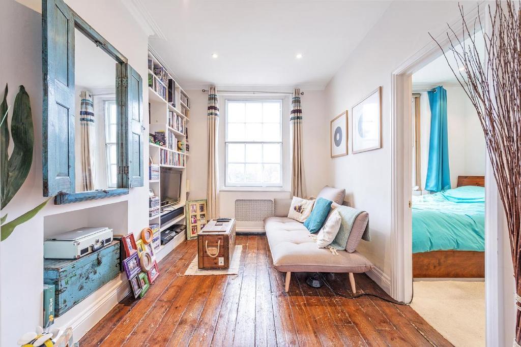 1 Bedroom Flat for sale in Oakley Square, Camden