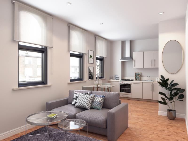 1 Bedroom Apartment Flat for sale in Flat 7 George Lane Apartments