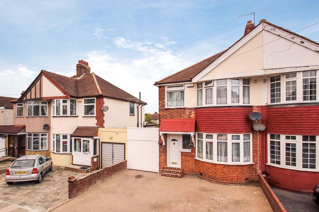3 Bedrooms Semi Detached House for sale in Mayday Gardens, SE3