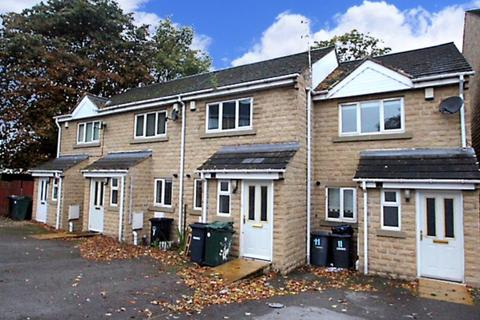 2 bedroom terraced house for sale - PLATT COURT, SHIPLEY, BD18 1GA