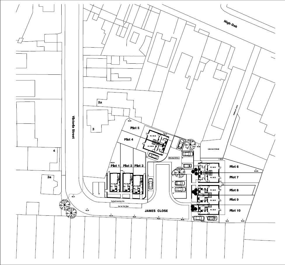 Land Commercial for sale in Victoria Street off High Oak, Pensnett, Brierley Hill