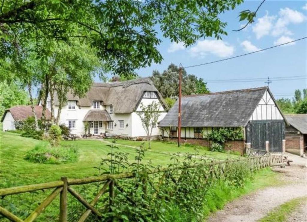 5 Bedrooms Cottage House for sale in Mannington, Wimborne