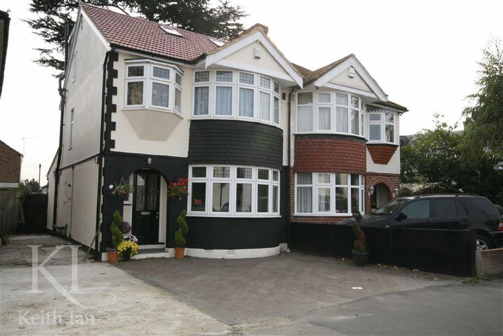 4 Bedrooms Semi Detached House for sale in Blindmans Lane, Cheshunt