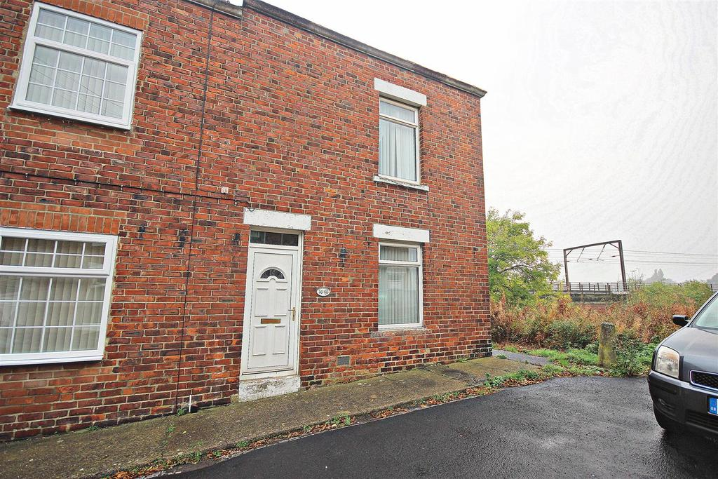 2 Bedrooms End Of Terrace House for sale in Hedworth Street, Chester Le Street