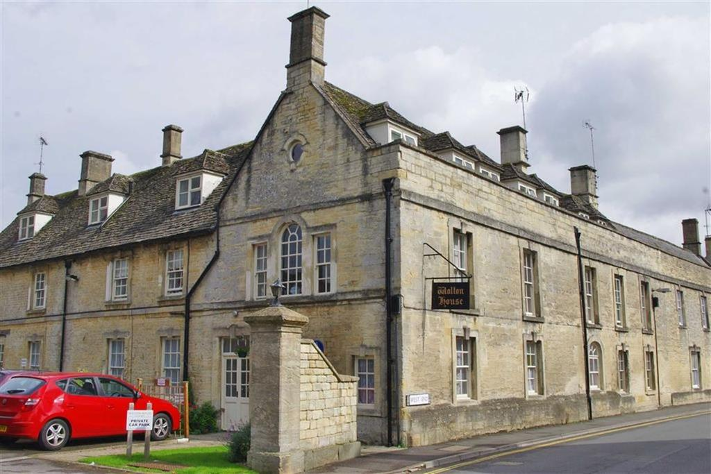 1 Bedroom Flat for sale in Walton House Court, Northleach, Gloucestershire