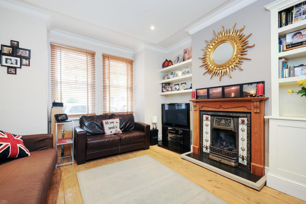 2 Bedrooms Flat for sale in Merivale Road, Putney