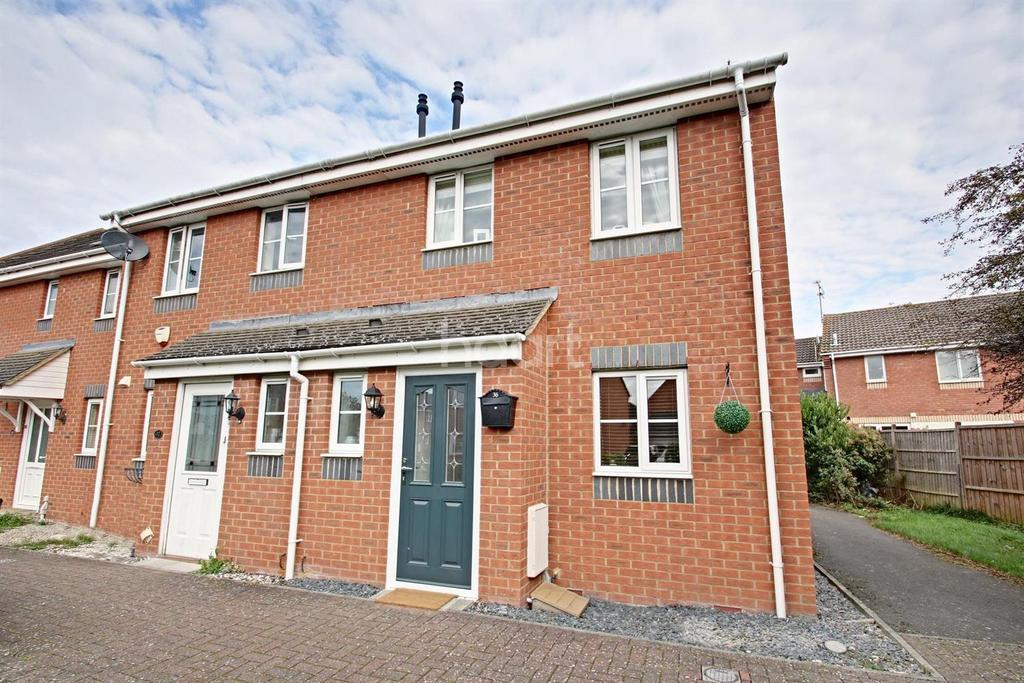3 Bedrooms End Of Terrace House for sale in Hatch Road, Lower Stratton