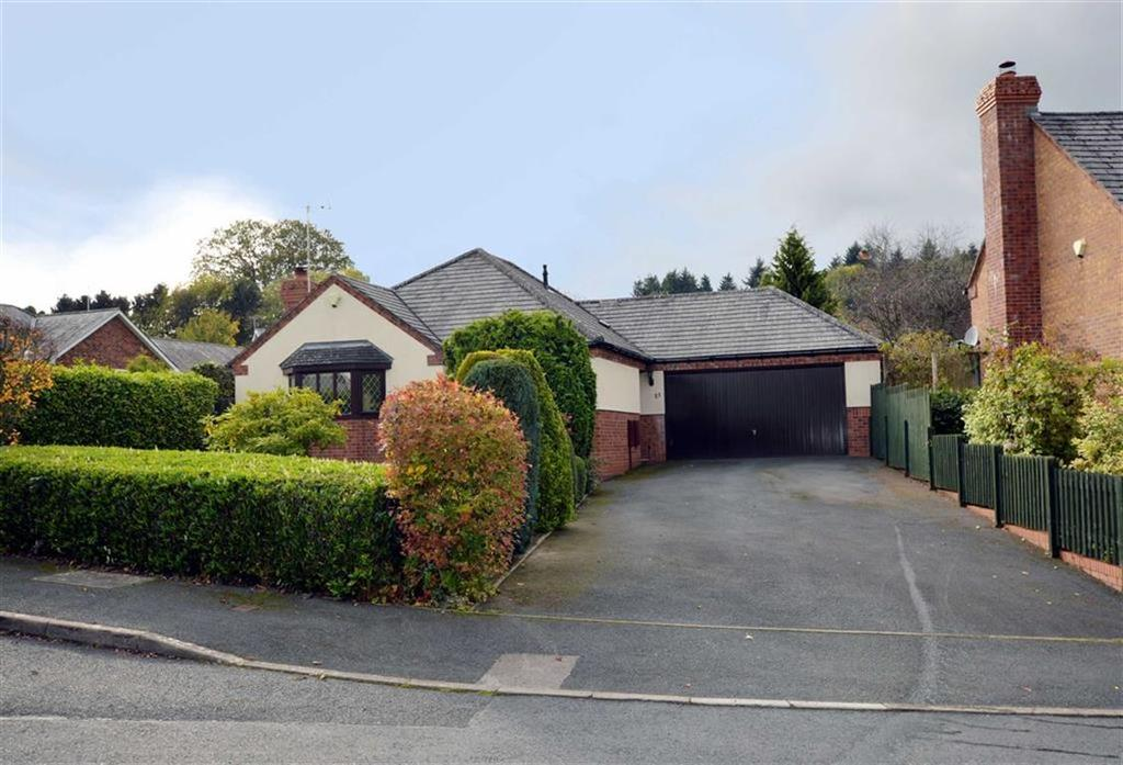 2 Bedrooms Detached Bungalow for sale in 23, Offas Green, Norton, Presteigne, LD8