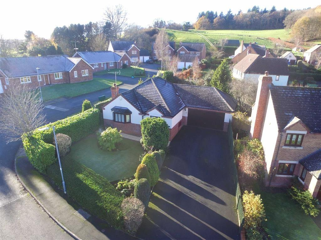 2 Bedrooms Detached Bungalow for sale in 23, Offas Green, Norton, Presteigne, LD8