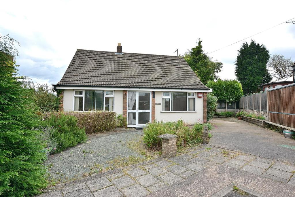 3 Bedrooms Detached Bungalow for sale in Oundle Drive, Mansfield