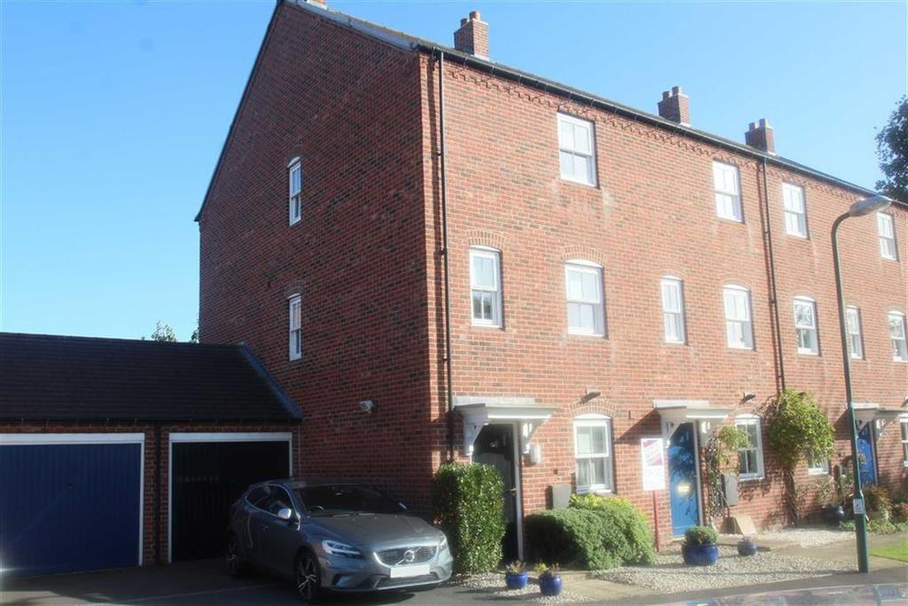4 Bedrooms Mews House for sale in Wilfred Owen Close, Shrewsbury