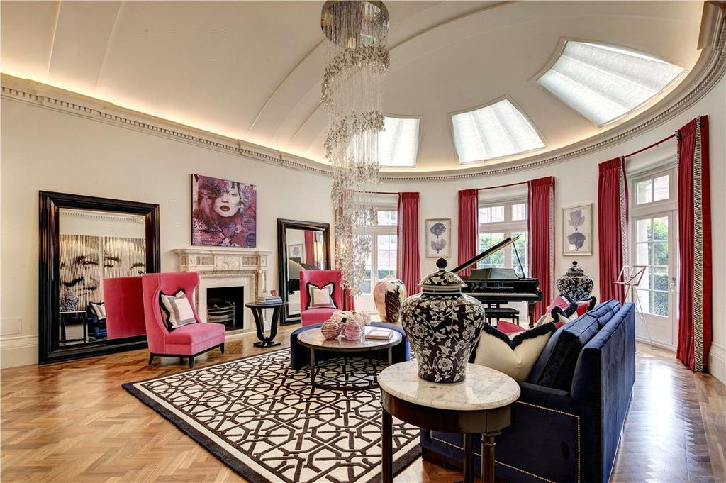 6 Bedrooms Maisonette Flat for sale in Academy Gardens, Duchess of Bedfords Walk, London, W8