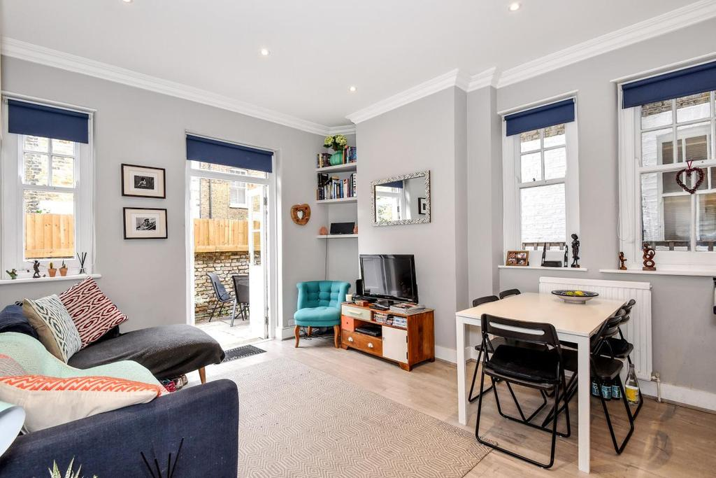 2 Bedrooms Flat for sale in Liberty Street, Oval