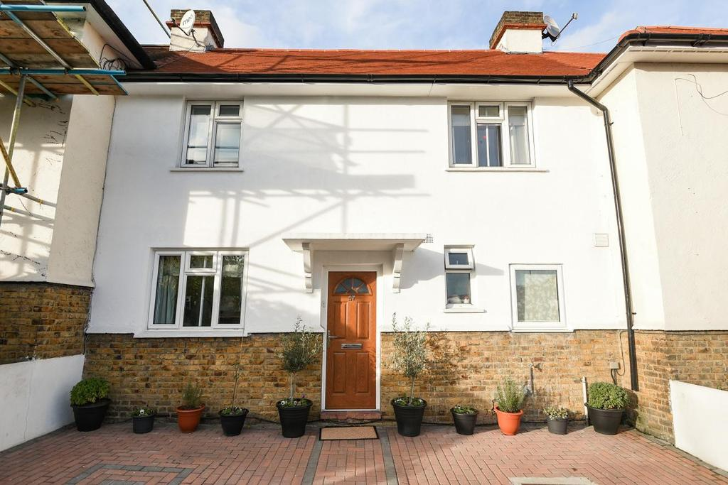 3 Bedrooms Terraced House for sale in Crown Dale, Upper Norwood