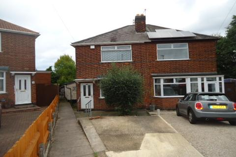 3 bedroom semi-detached house for sale - Mavis Avenue, Leicester, LE3