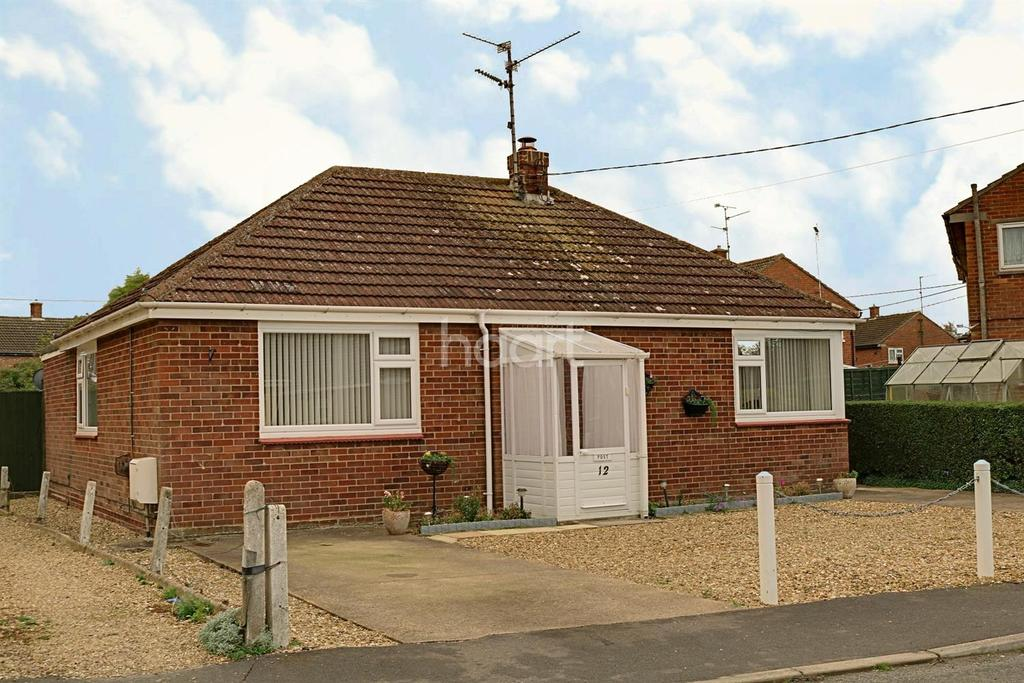 2 Bedrooms Bungalow for sale in Anne Road, Sutton Bridge