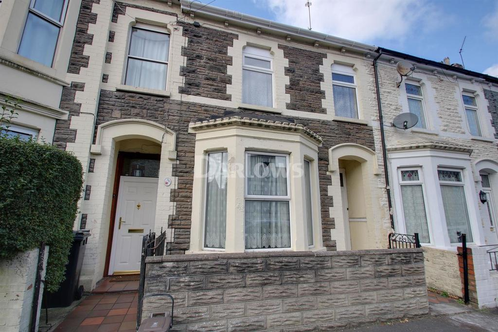 3 Bedrooms Terraced House for sale in Penllyn Road, Canton