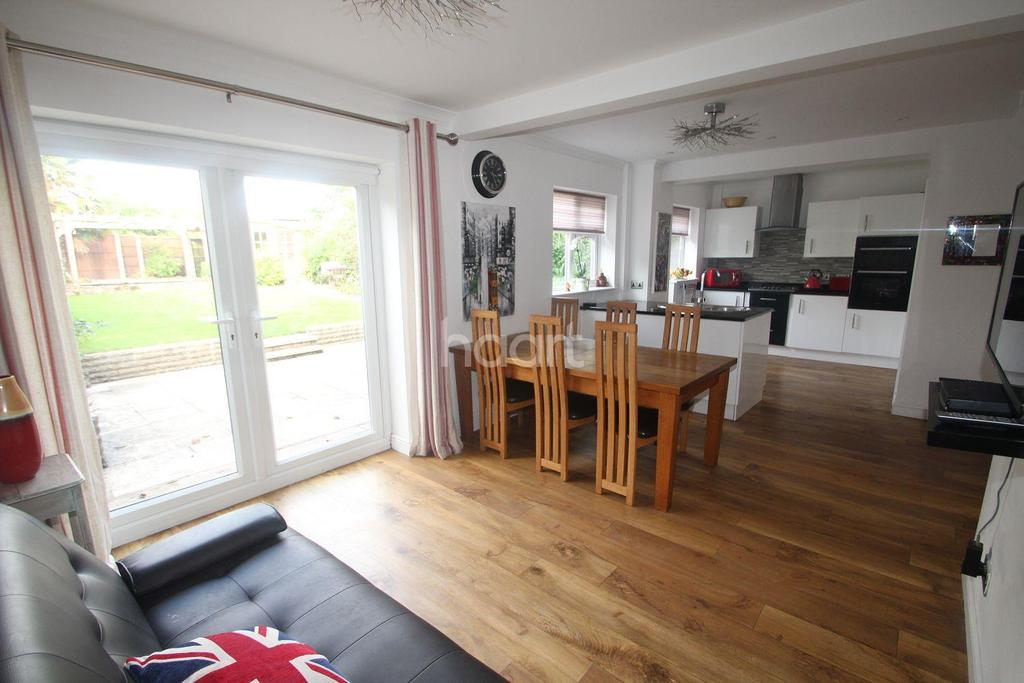 4 Bedrooms Detached House for sale in Redhill Lodge Drive, Redhill, Nottingham.