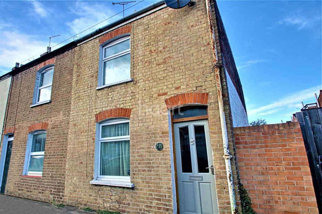 2 Bedrooms End Of Terrace House for sale in Viney Street, Central Taunton
