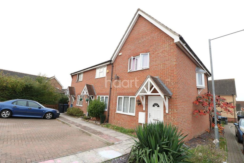 2 Bedrooms End Of Terrace House for sale in Davenport, Church Langley