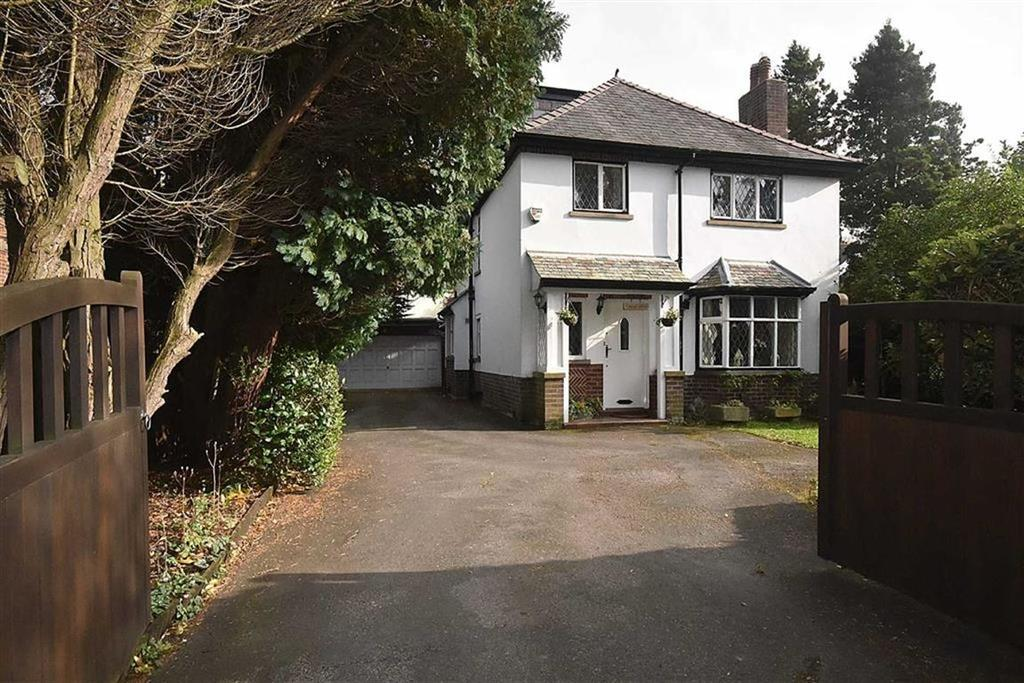 4 Bedrooms Detached House for sale in Macclesfield Road, Prestbury