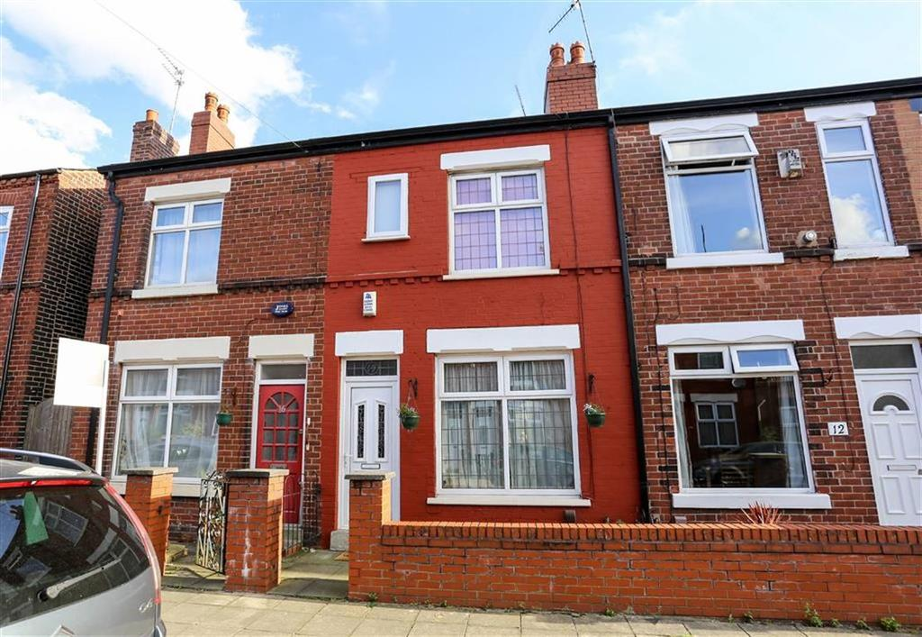 3 Bedrooms Terraced House for sale in Charlotte Street, Portwood, Stockport