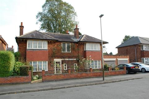 3 bedroom detached house for sale - Holmfield Avenue, Leicester