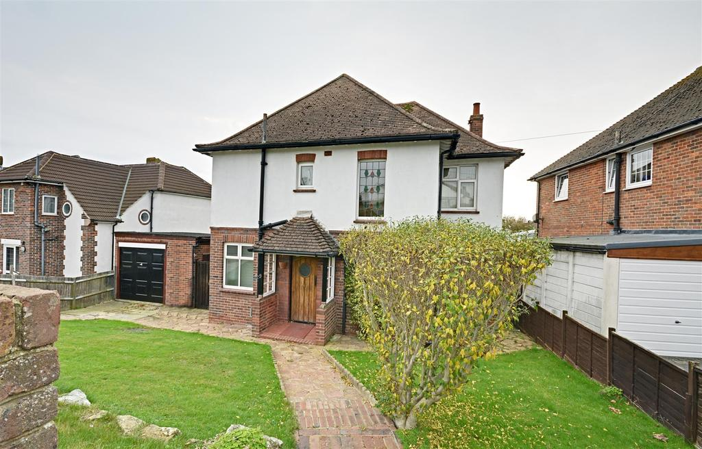 3 Bedrooms Detached House for sale in Glassenbury Drive, Bexhill-On-Sea