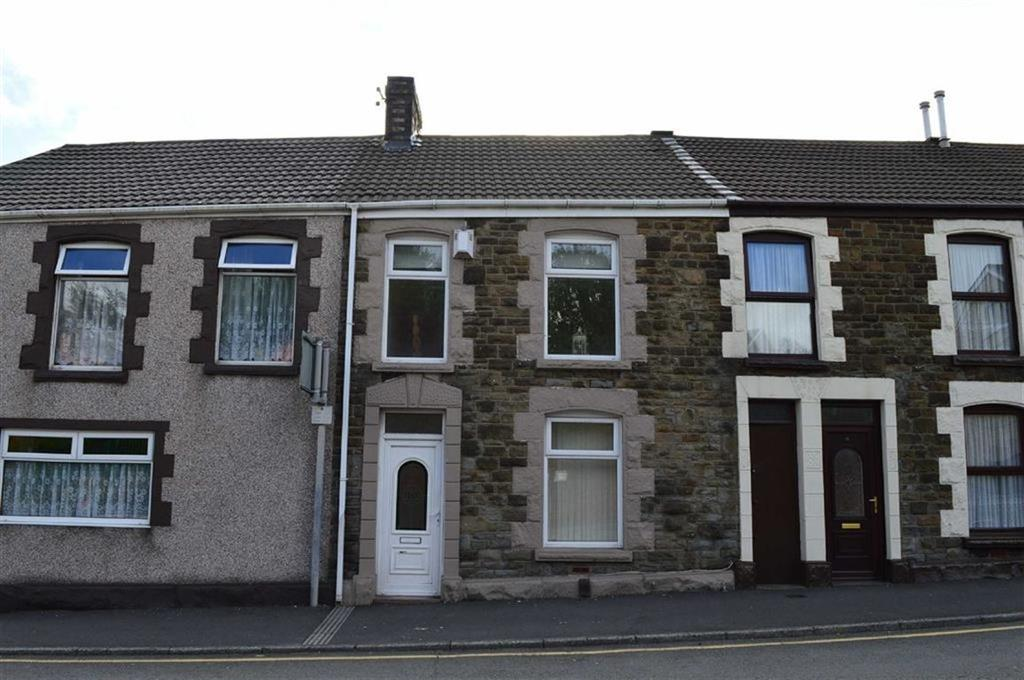 2 Bedrooms Terraced House for sale in Cwm Level Road, Swansea, SA5