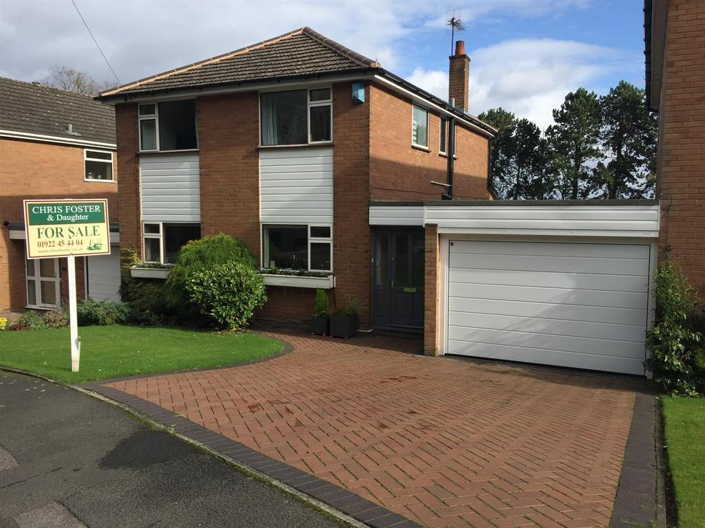 4 Bedrooms Link Detached House for sale in Barr Common Close, Aldridge, Walsall