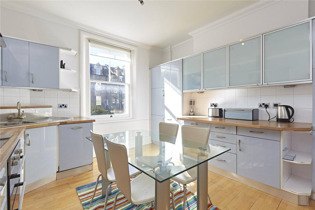 3 Bedrooms Flat for sale in Edith Road, West Kensington, W14