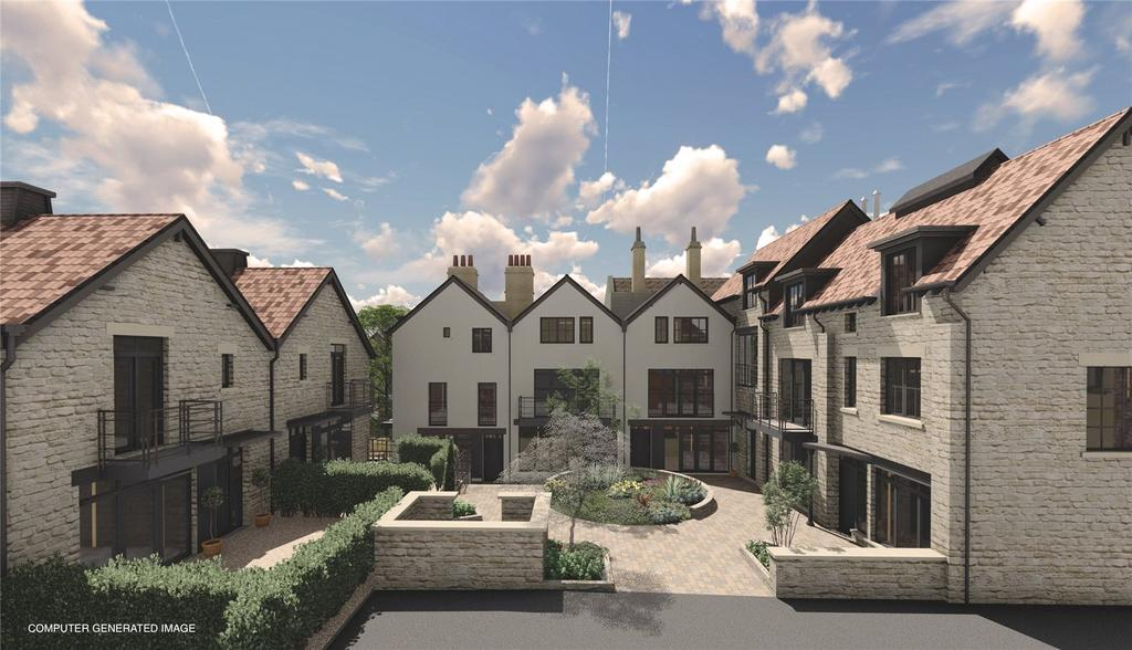 3 Bedrooms House for sale in House 2, Walcot Yard, Bath, BA1