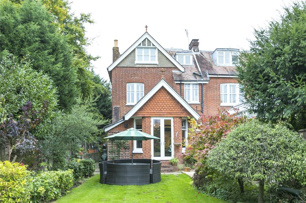 5 Bedrooms Semi Detached House for sale in West Street, Reigate, Surrey, RH2