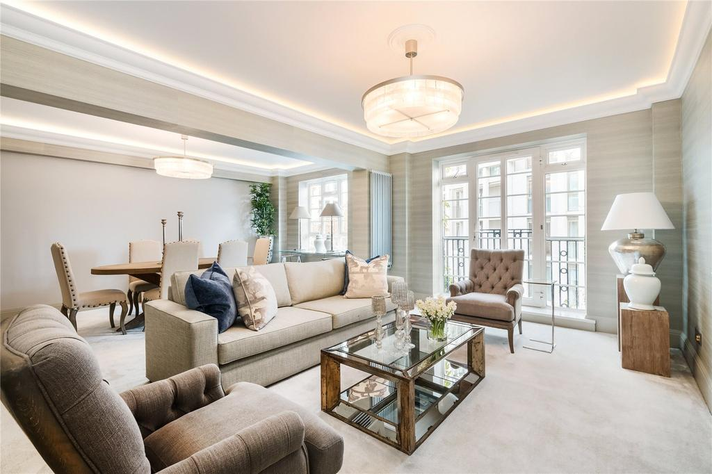 2 Bedrooms Flat for sale in Westminster Gardens, Marsham Street, London, SW1P