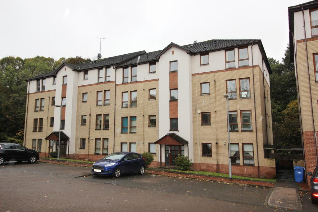 2 Bedrooms Flat for sale in Flat 8, 2 Cornmill Court, Duntocher, G81 6BF