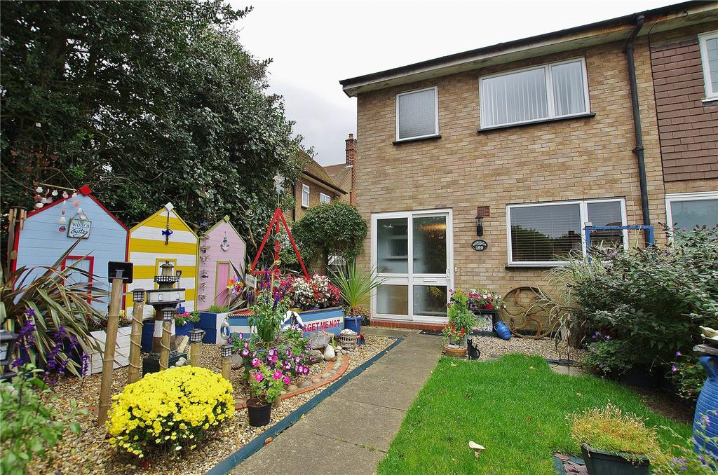 3 Bedrooms End Of Terrace House for sale in Gammons Lane, Watford, Hertfordshire, WD24