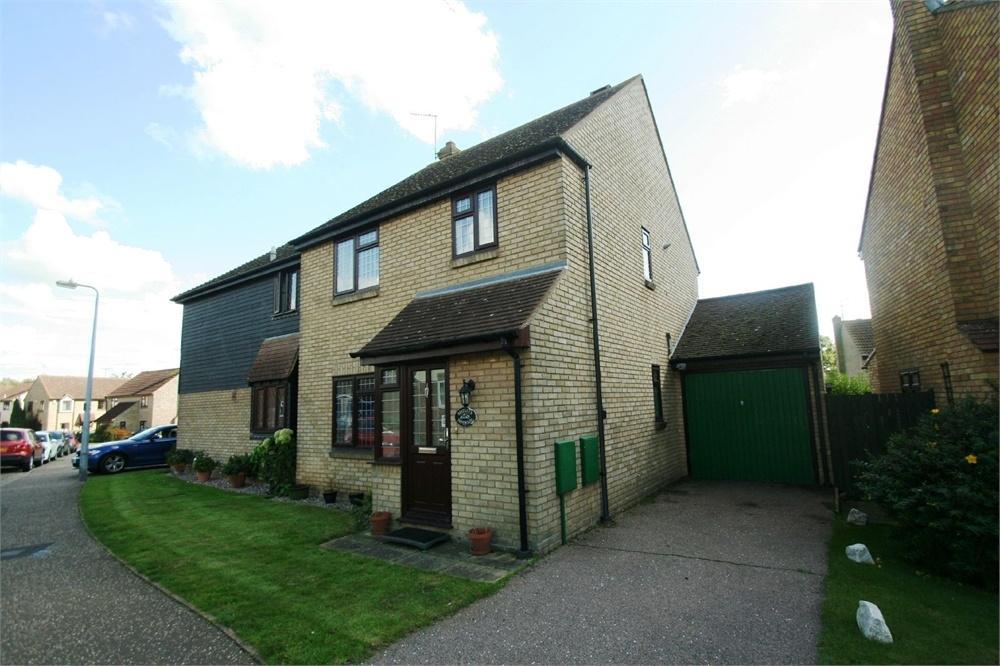 3 Bedrooms Detached House for sale in 19 Riverside Way, Kelvedon, COLCHESTER, Essex