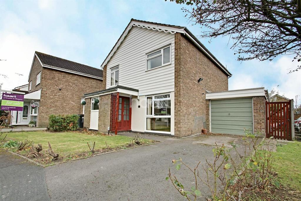 4 Bedrooms Detached House for sale in Peregrine Close, Covingham
