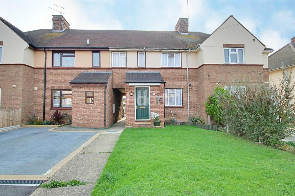 3 Bedrooms Terraced House for sale in Glebe Crescent, Witham