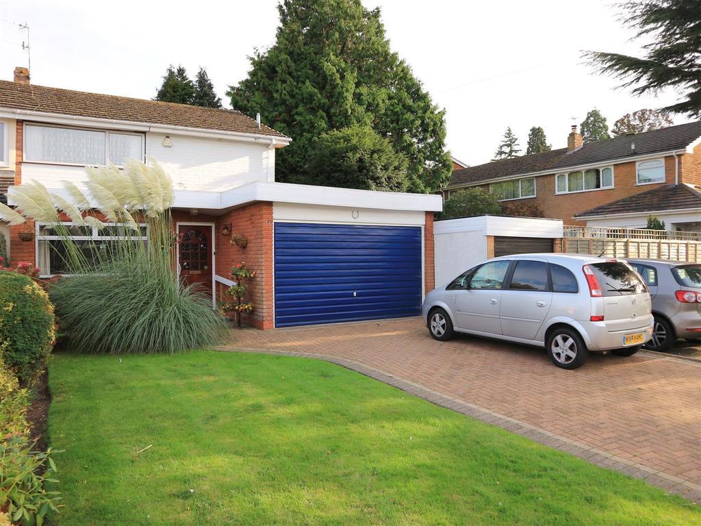 3 Bedrooms Semi Detached House for sale in Portland Drive, Stourbridge